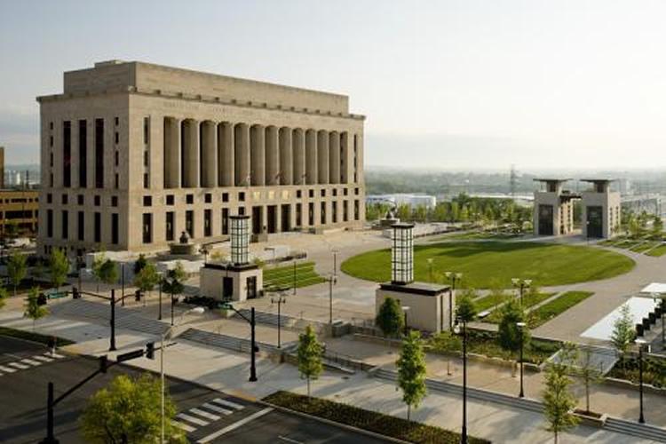 Case Study Nashville on Building Stacking Plan